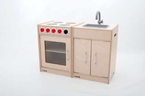 Wooden Cooker & Sink Set (Free Delivery)
